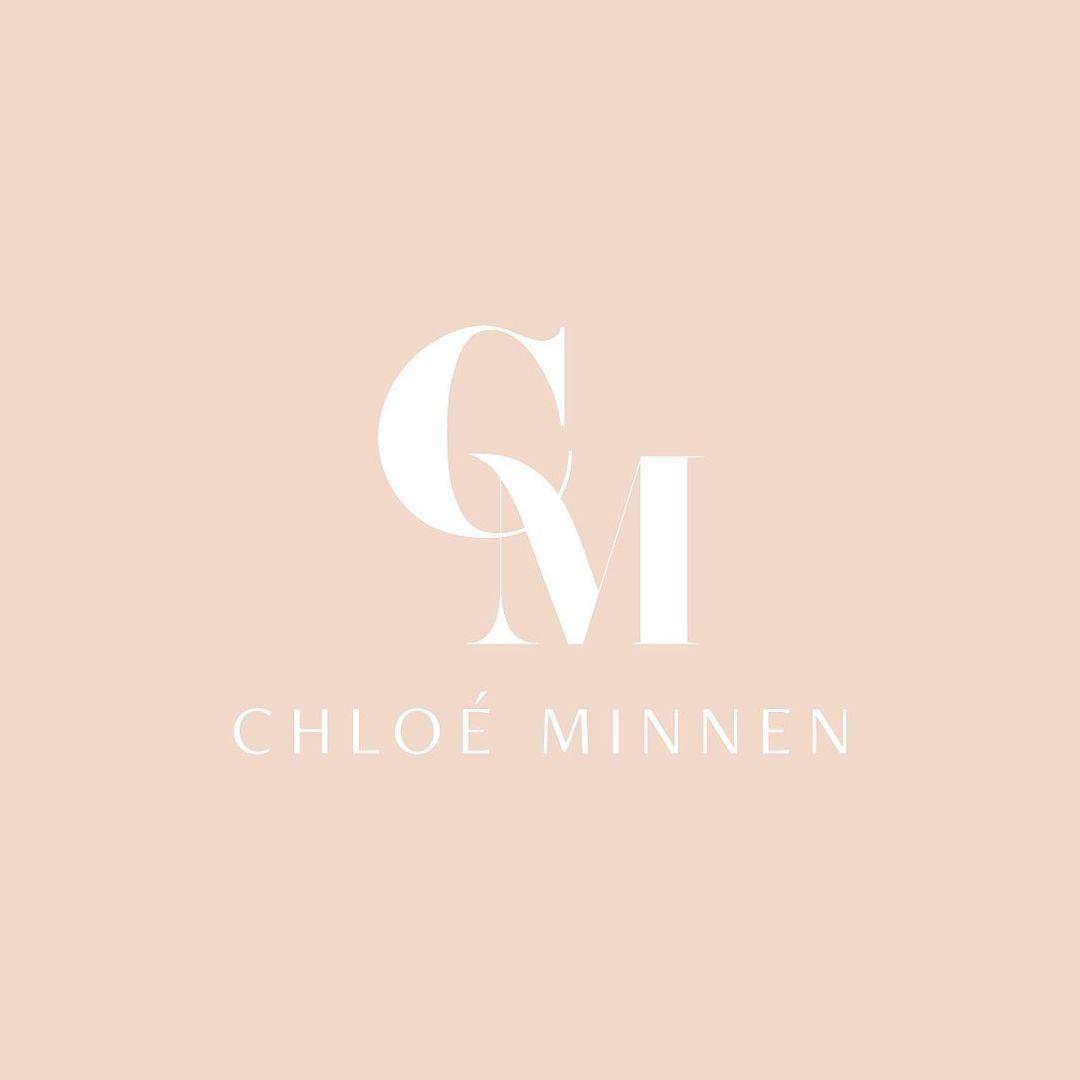 Logo en branding voor Chloé Minnen