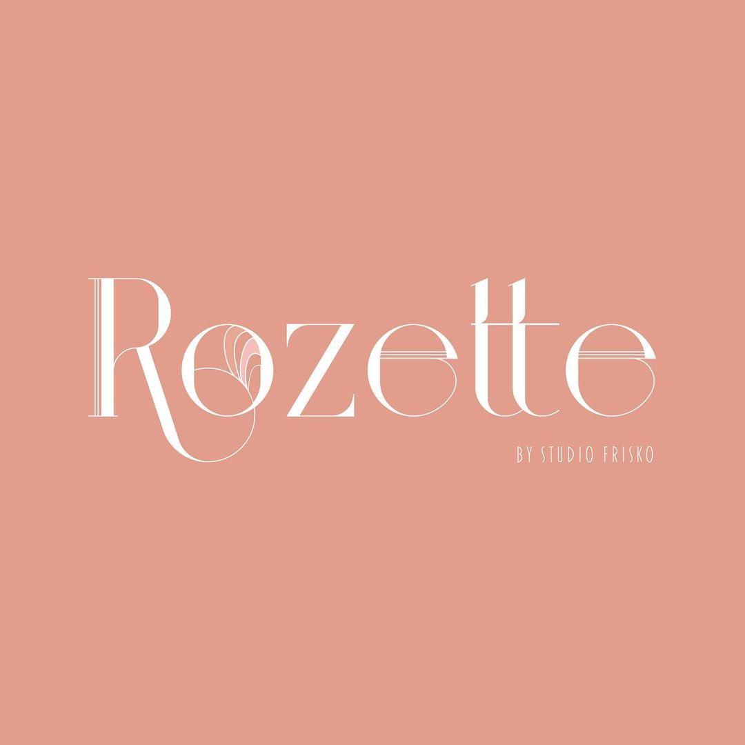 Logo en branding voor Rozette