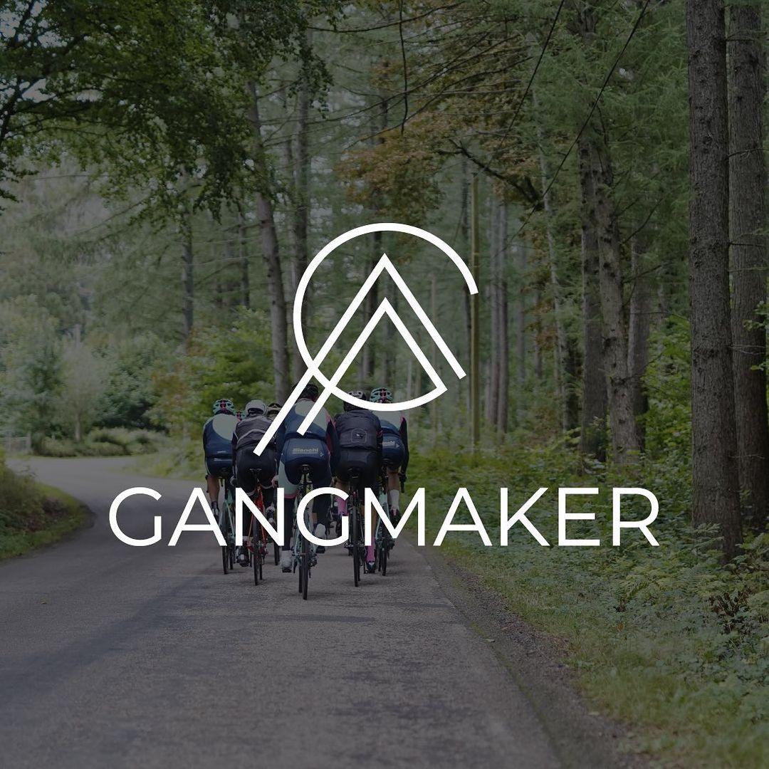 Logo en branding voor Gangmaker