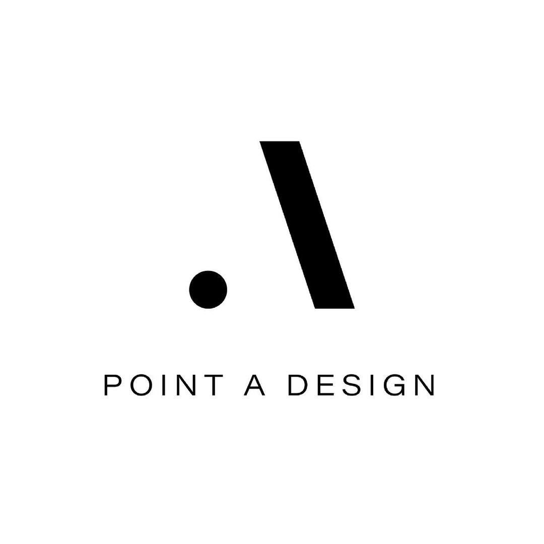 Brand identity voor Point A Design